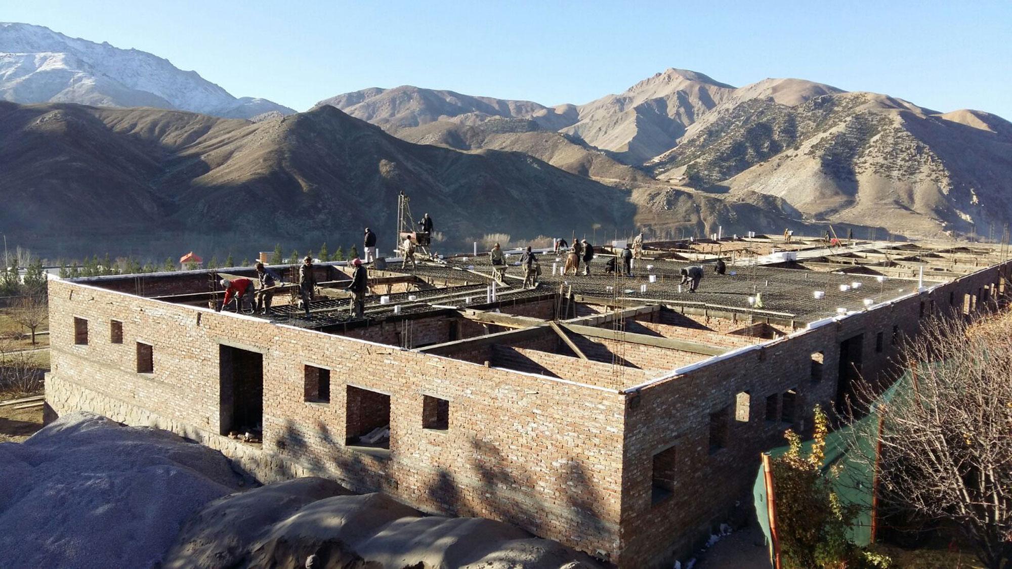 Panjshir, per gentile concessione di Emergency