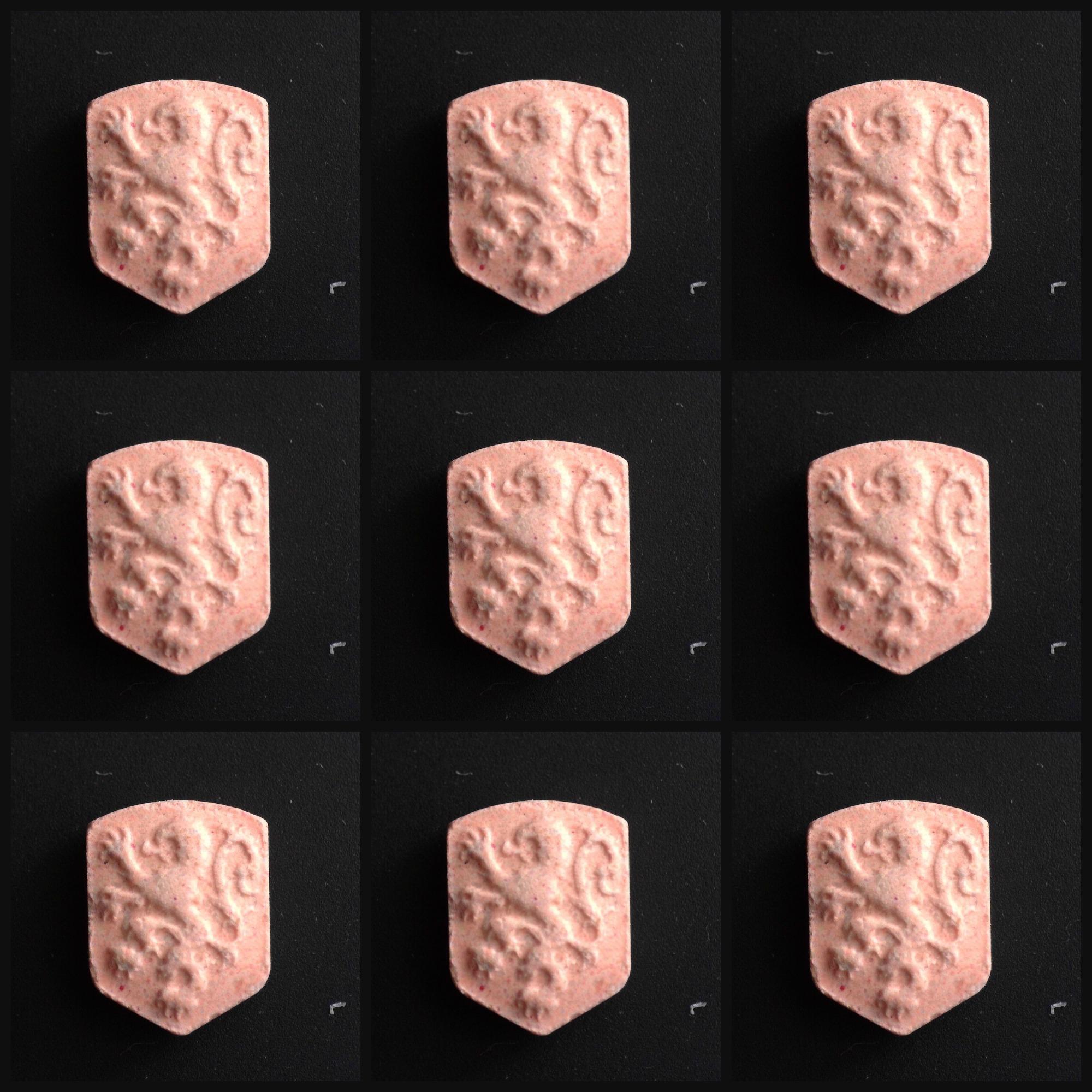 MDMA Collage