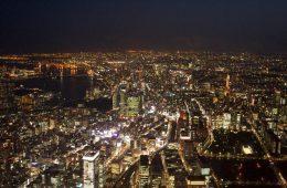 Tokyo_aerial_night