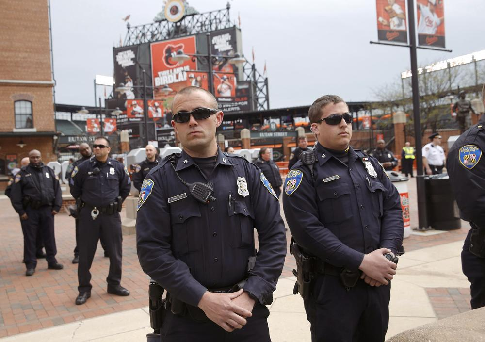 Baltimore_Police_Officers_at_Camden_Yards