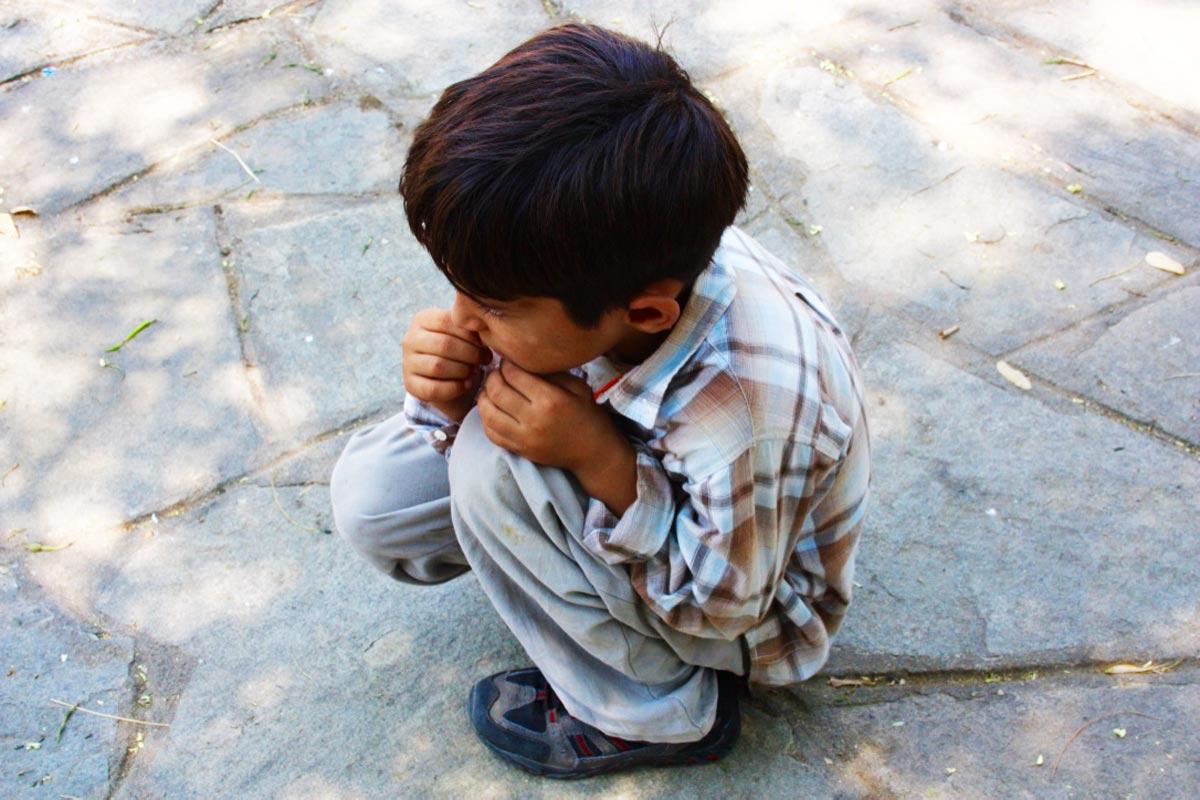 Bambino-Afghano