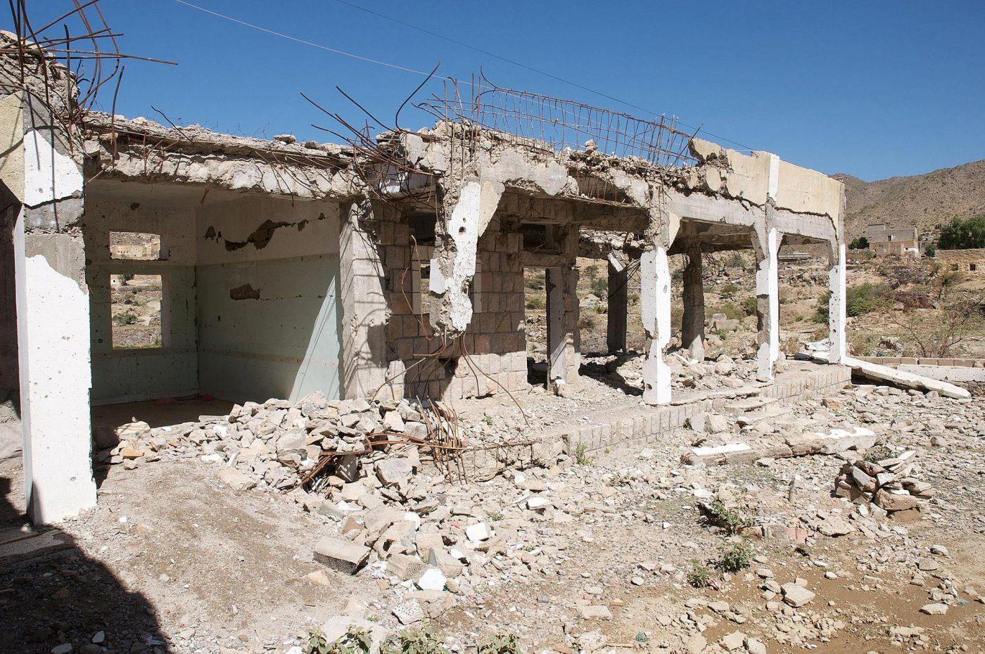 Yemen. Questa è una scuola aperta