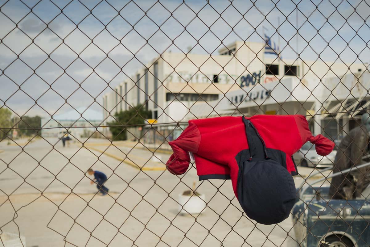 foto Carlotta Passerini, Ellenikon Airport