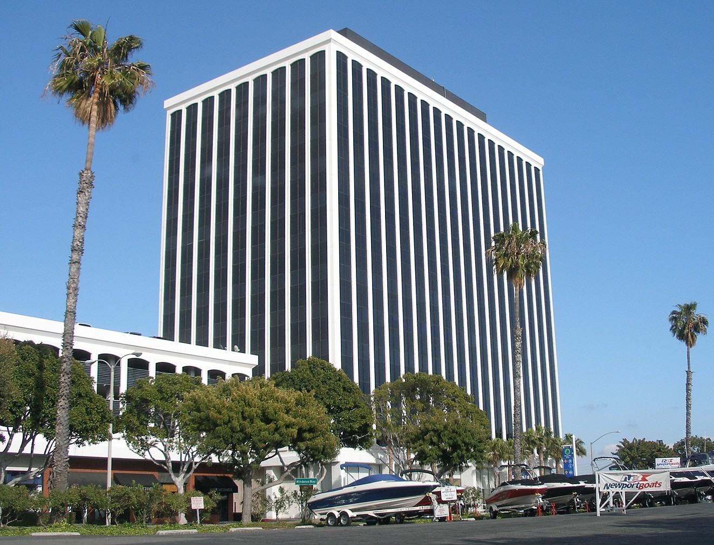 Il quartier generale dell'ICANN a Los Angeles