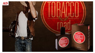 Ad: Tobacco Road