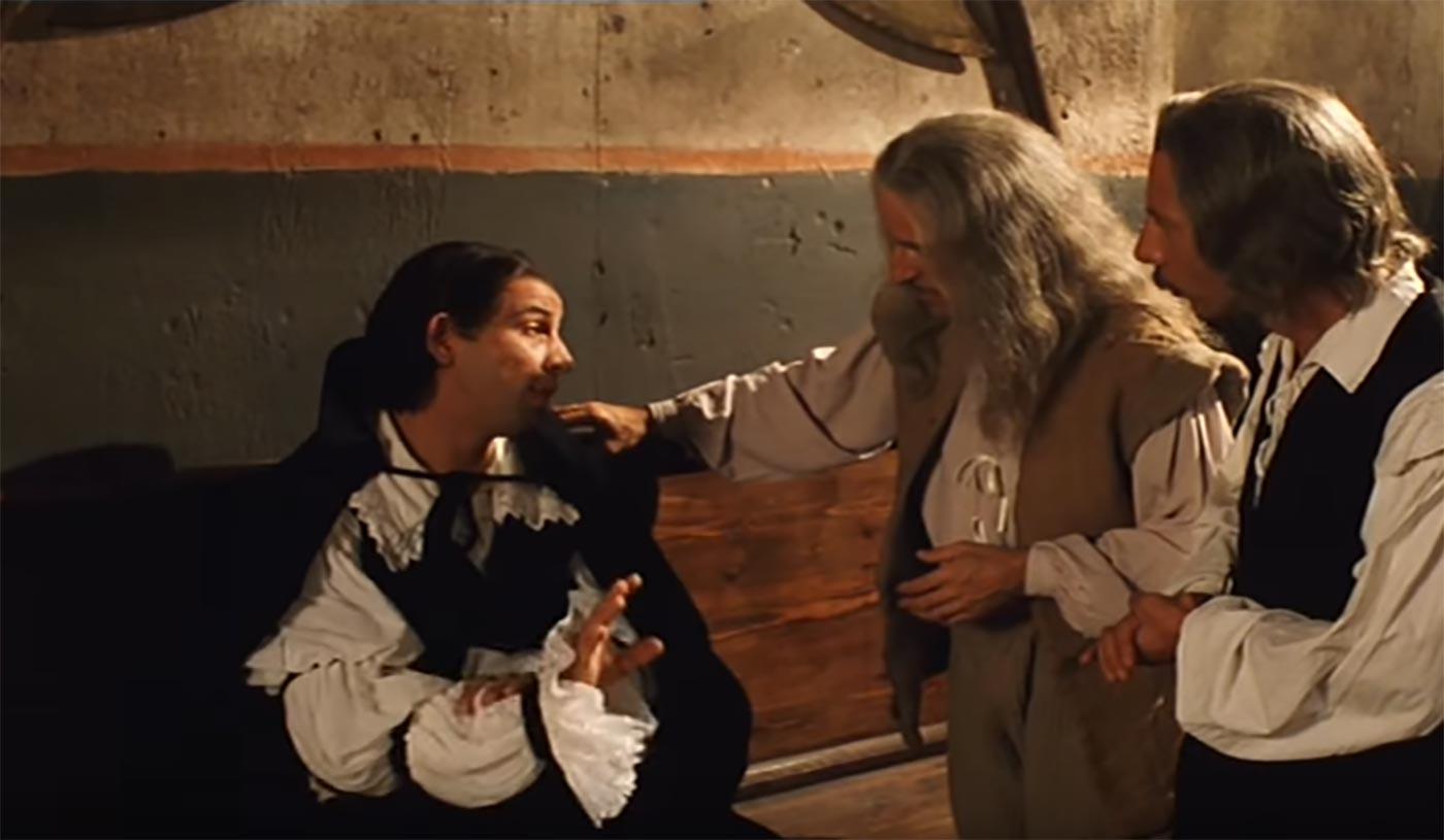 """Eh, magari, uno zibbibba!"" —Aldo, Giovanni & Giacomo"