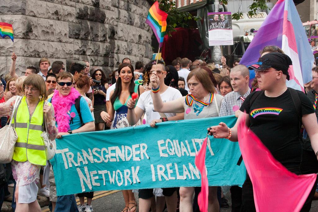 Dublin Pride Festival, 2010. William Murphy / Flickr