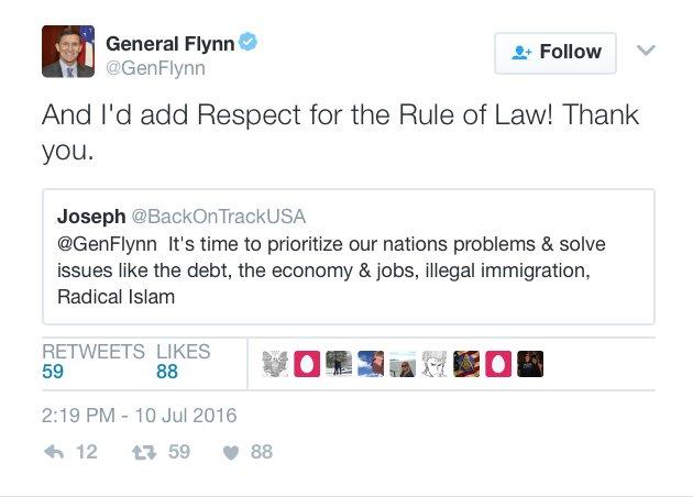 Aggiungerei: rispetto per la legge! E grazie