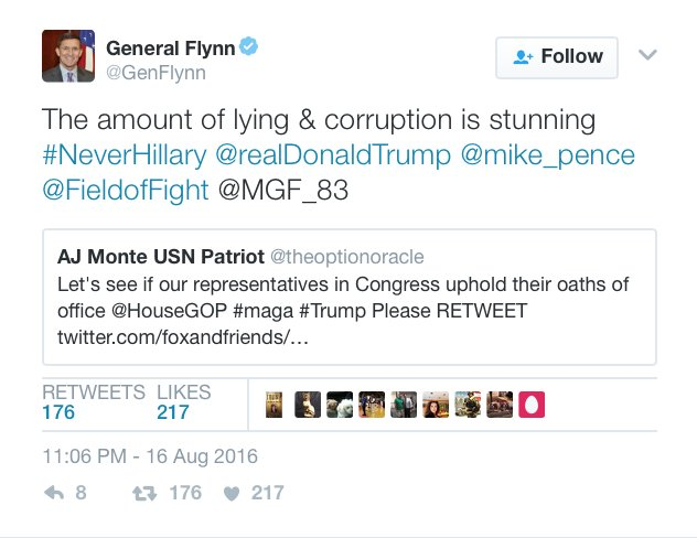 La quantità di menzogne e corruzione è stupefacente