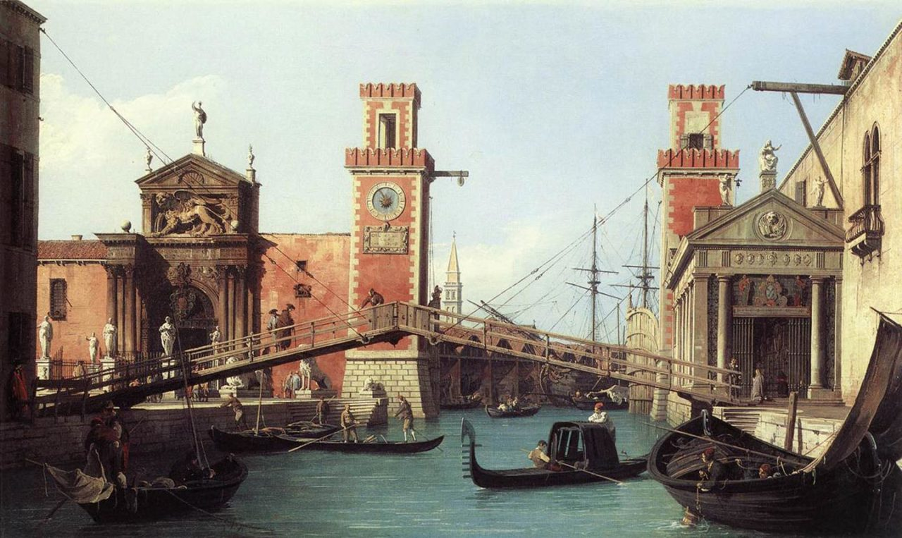 https://thesubmarine.it/wp-content/uploads/2017/04/View_of_the_entrance_to_the_Arsenal_by_Canaletto_1732-1280x763.jpg