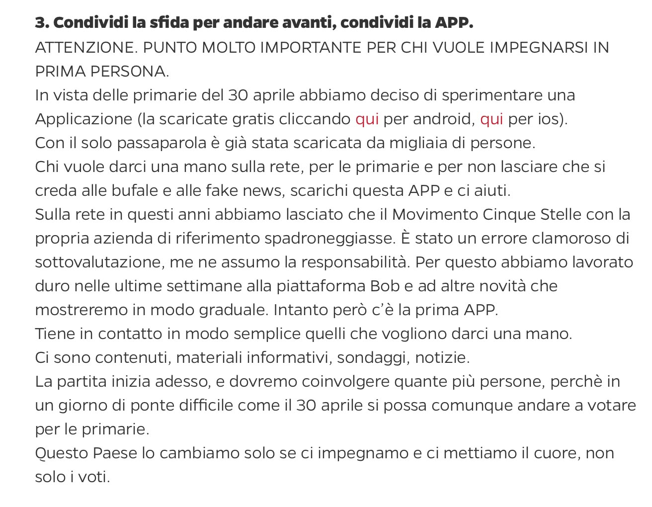 Pd a Roma, Orlando attacca Renzi. L'ex premier: