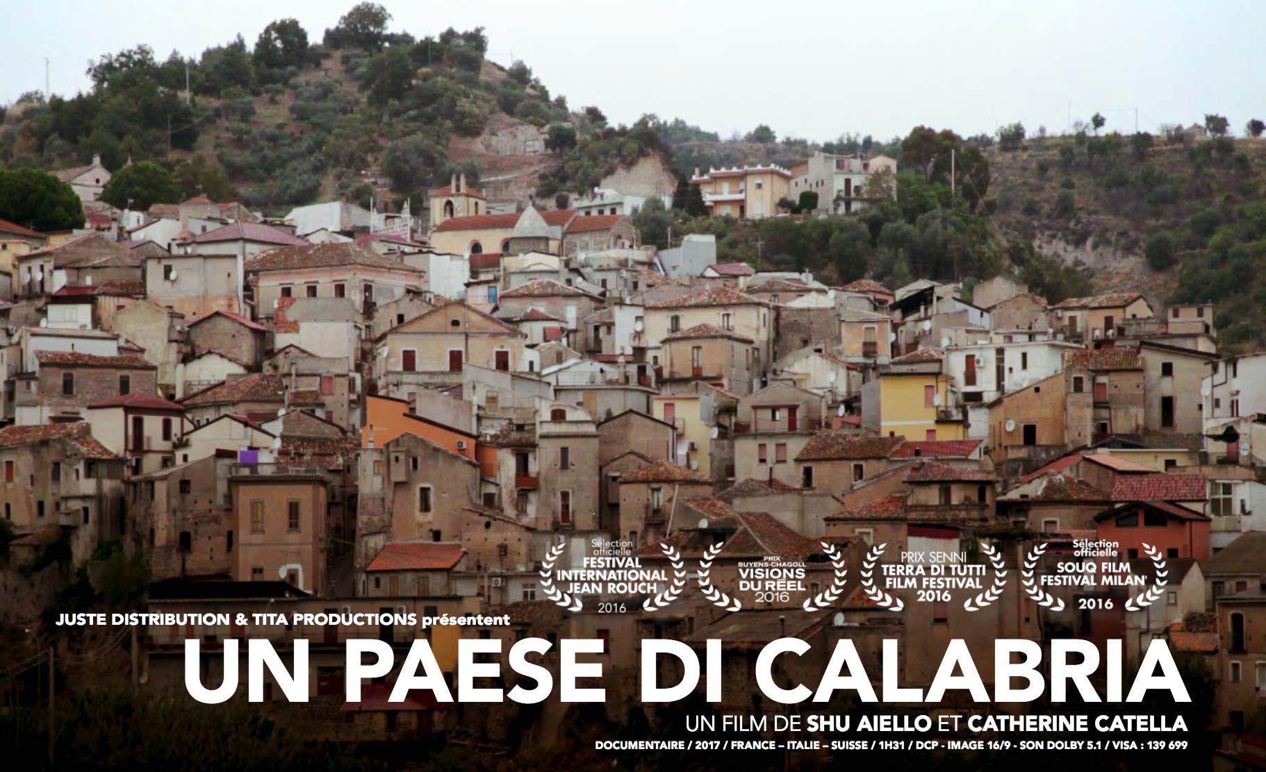 Riace in Calabria