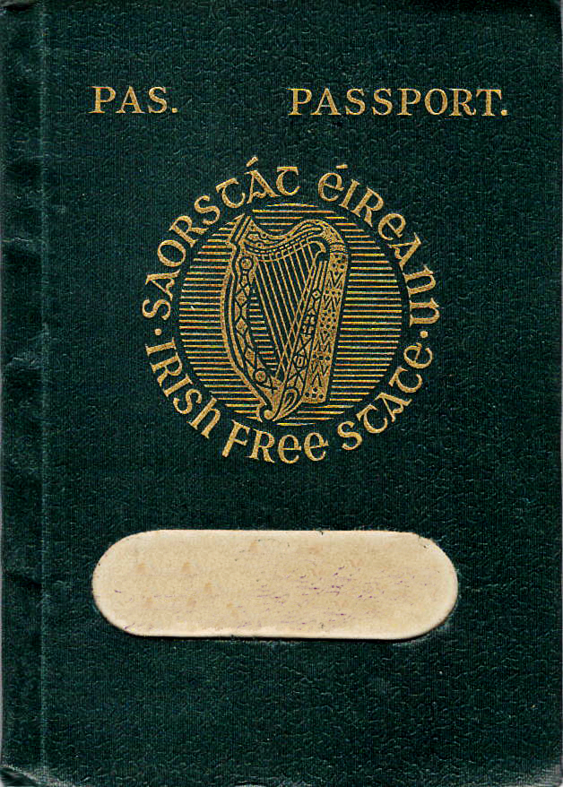 irish_free_state_passport