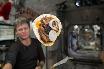 bake in space nasa