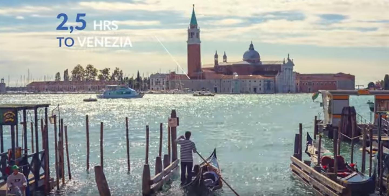 EMA, agenzia europea...di viaggi? (fotogramma dal video)