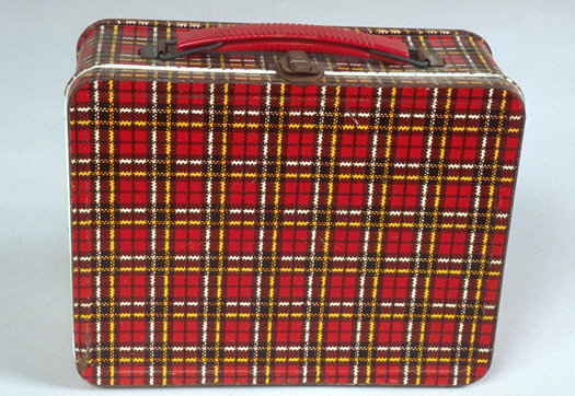 Schiscetta plaid, Ohio Art Company, 1957.