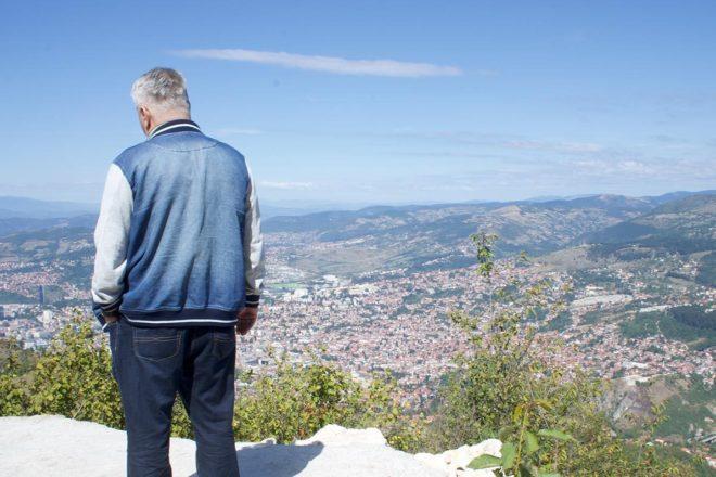 Non è facile essere Sarajevo