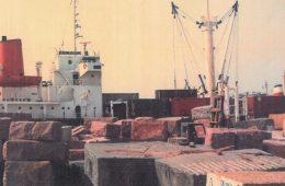 la-rigel-mentre-viene-caricata-nel-porto-di-marina-di-carrara-pubblicata-su-terra