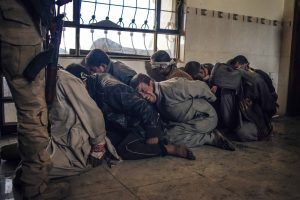 The Battle for Mosul, Emanuele Satolli ©Emanuele Satolli