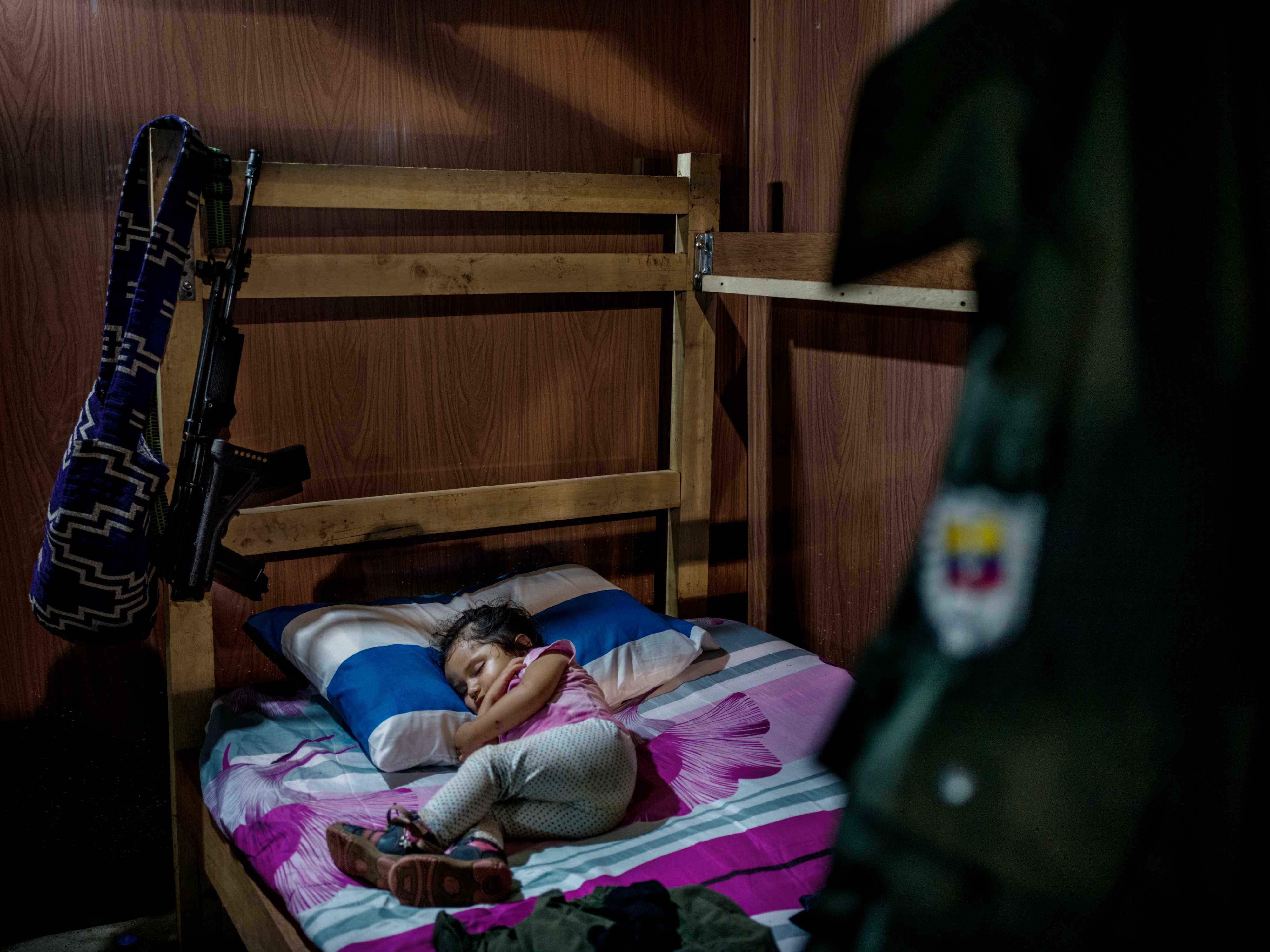 Hope Over Fear - Colombia's Struggle For Peace Mads Nissen © Mads Nissen/ Politiken/ Prospekt for The Nobel Peace Center