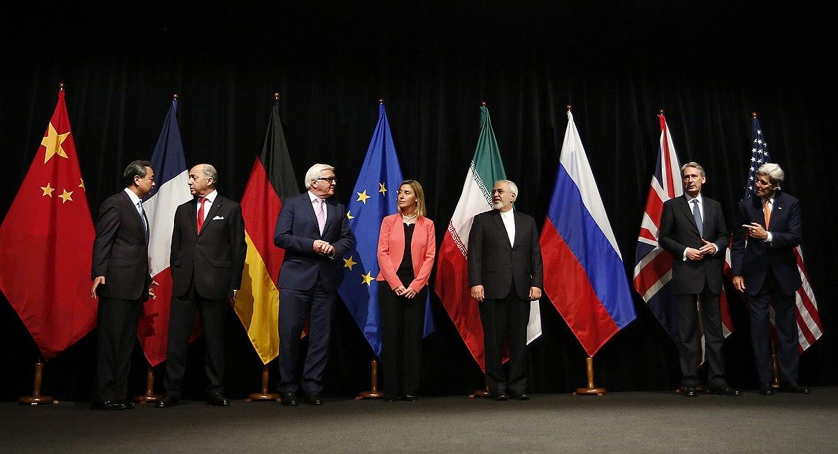 Trattative per il nucleare iraniano a Vienna, 2015 / Wikicommons