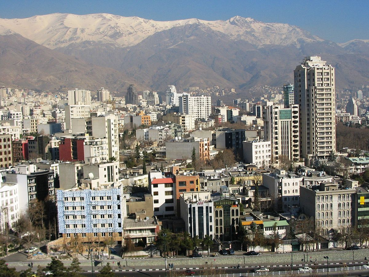 Teheran / Wikimedia Commons