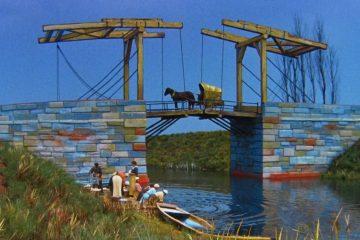 ponte van gogh