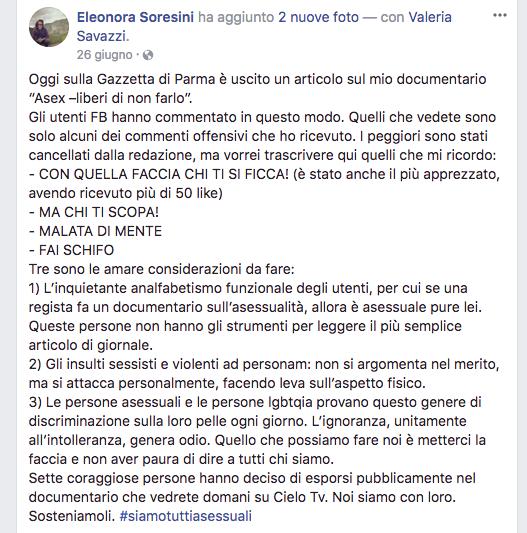 asessualità facebook 1
