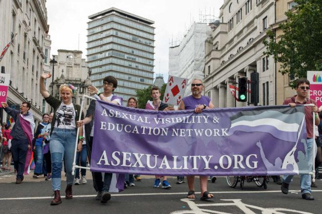 L'asessualità è una realtà ed è ora che se ne parli