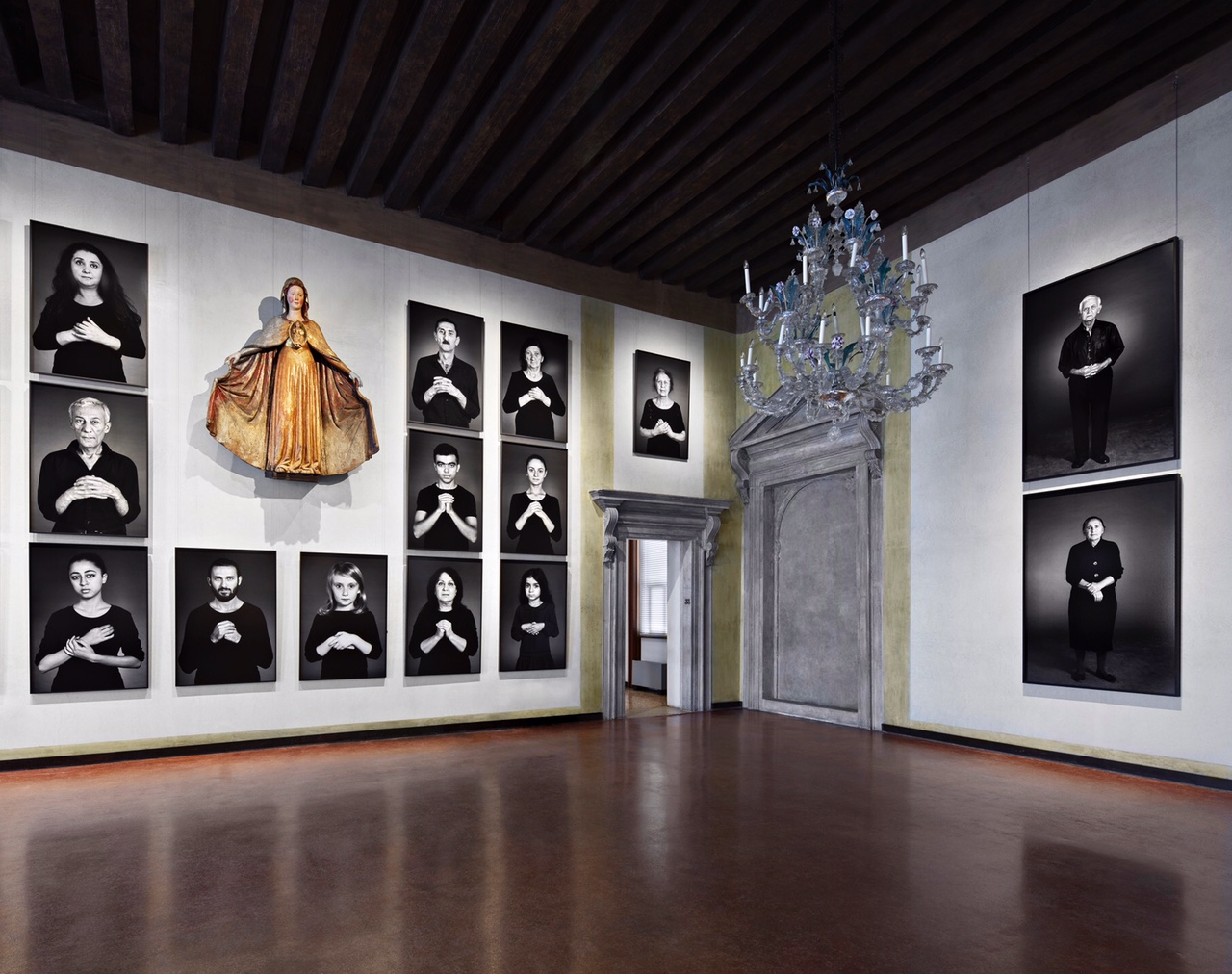 Shirin Neshat: The Home of my Eyes Museo Correr, Venezia 2017