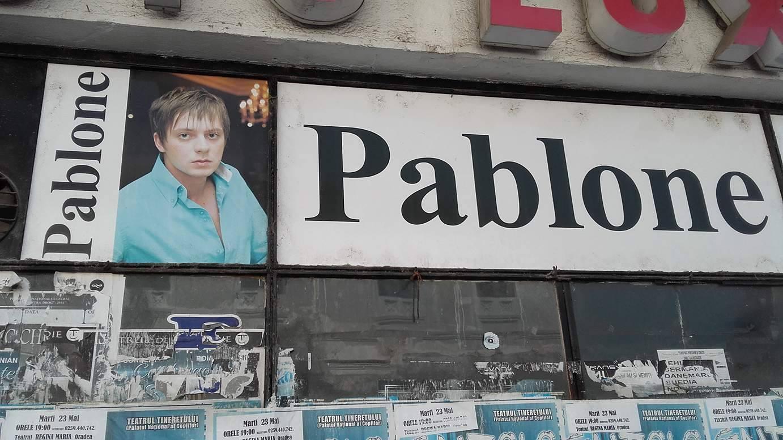 Poi se vi viene voglia di cambiare look a Oradea c'è Pablone