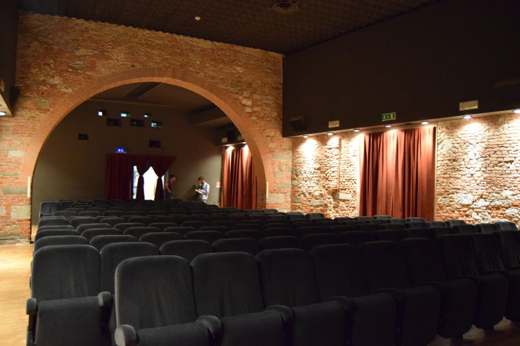 Cinema Arsenale, Pisa