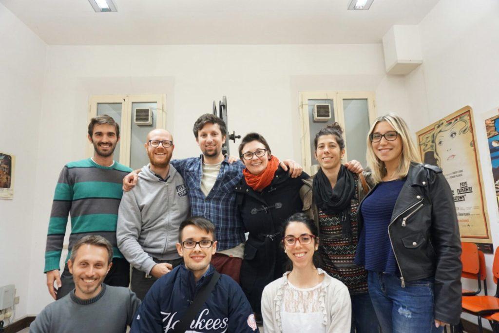 I volontari del cinema Don Zucchini, Cento (FE)
