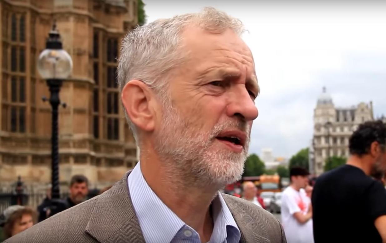 Jeremy Corbyn, Wikimedia Commons