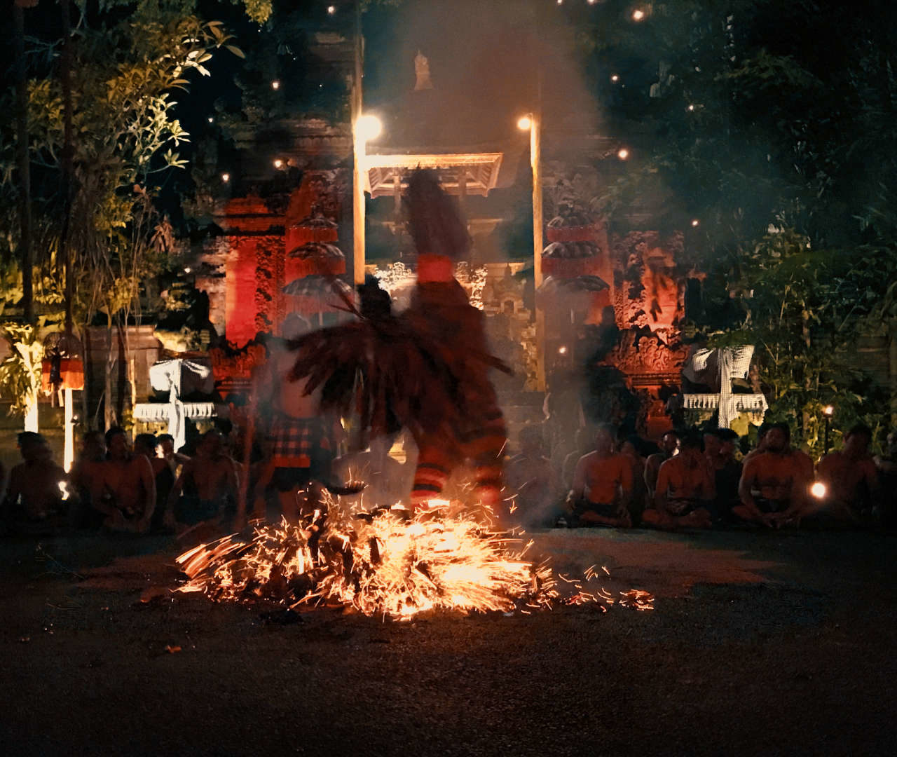 Il Kecak e la ricerca del significato della danza rituale