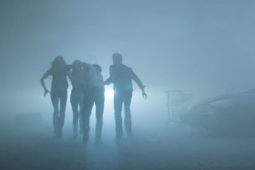 the mist smog