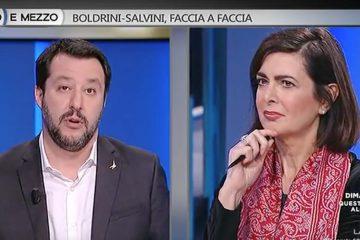 salvini vs. boldrini