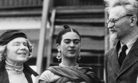 Natal'ja, Frida e Trockij