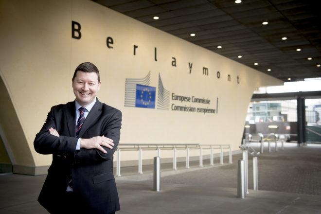 C'è un mostro alla Commissione europea