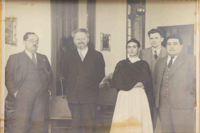 L'amore dimenticato tra Frida Kahlo e Lev Trockij