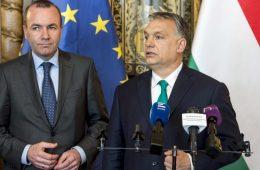 in copertina, foto Fidesz