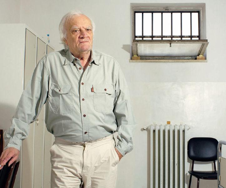 Bruno Contrada in carcere