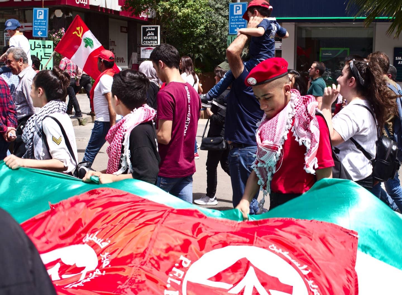 libano-manifestazione-primo-maggio