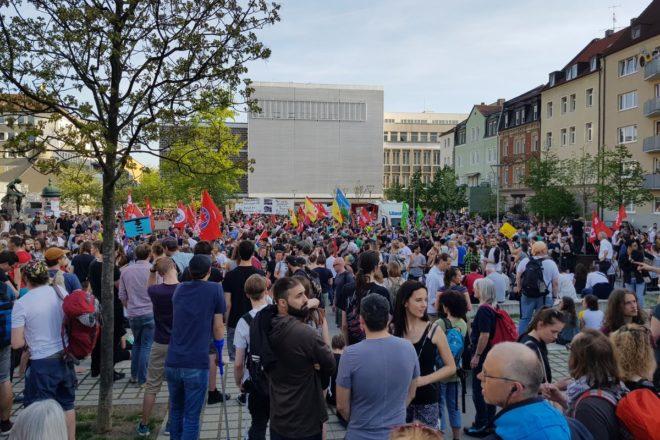 La Baviera rischia di trasformarsi in uno stato di polizia?