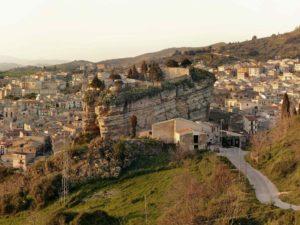 Veduta di Corleone, Corleone, Palermo, 2012