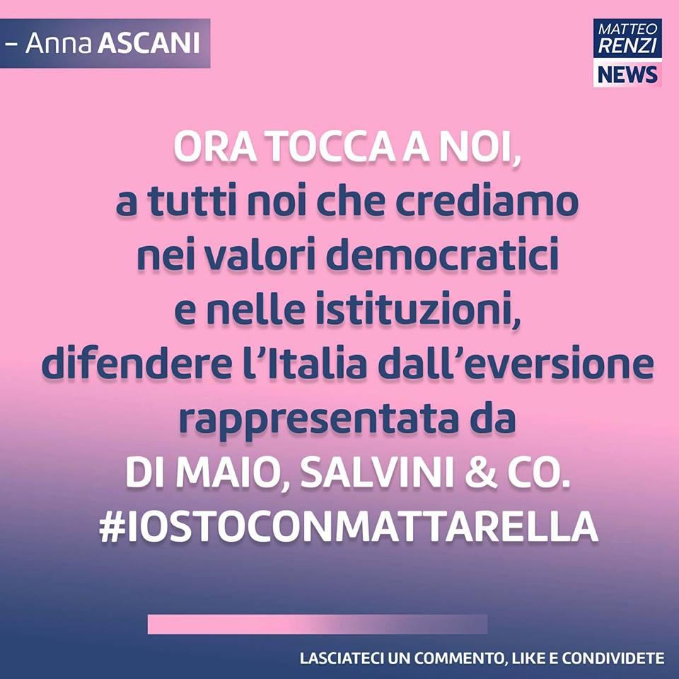 Via Matteo Renzi News