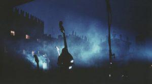 Mantova, piazza Sordello, 1988
