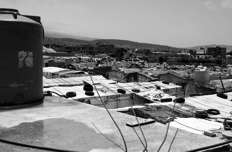 Il campo informale di Tel Abbas, Akkar