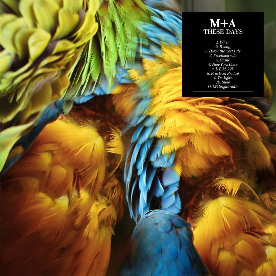 cover M+A