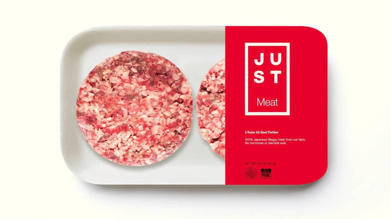 Un esempio di packaging di Just